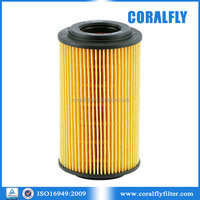2014 new hot sale bus A1121840225 oil filter for OM 646LA