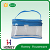 wholesale custom transparent clear pvc cosmetic bags , wholesale waterproof travel toiletry bag