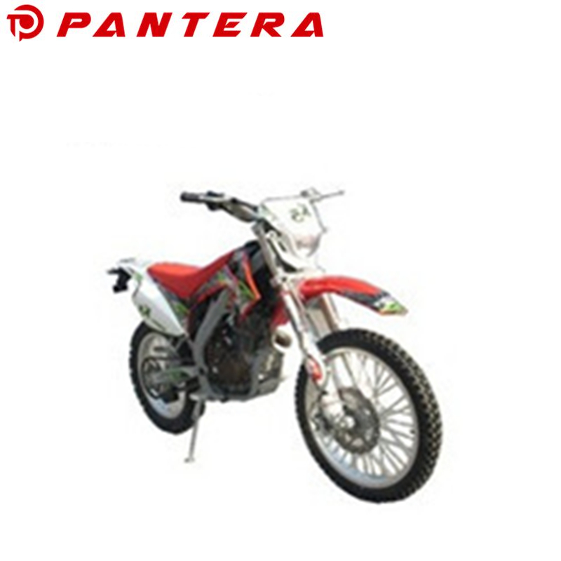 New China Racing Motorcycle 4-Stroke Light Weight 250cc Dirt Bike For Sale