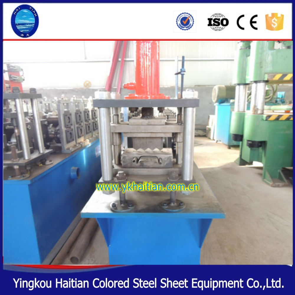 Competitive Price Hydraulic Cutting Garage Galvanized Steel Metal Roller Shutter Door Roll Forming Machine