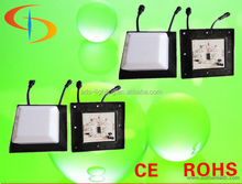 party, wedding, night club decorate lighting 45mm 12v Square LED portable dance floor with RGB color