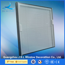 Guangzhou JSL blinds between double glazing (Low E available)