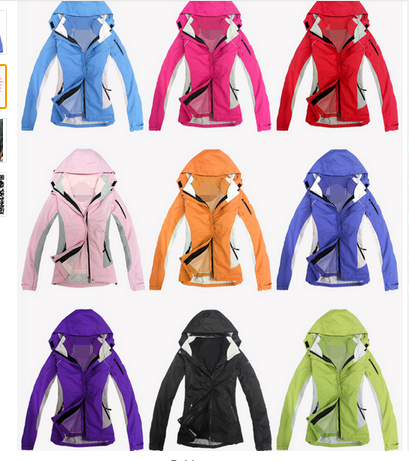 On sale Original down jacket Fleece women's outdoors Waterproof winter down outerwear jacket