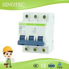 Elcb rccb current ratings price 40a easy installation case circuit breaker