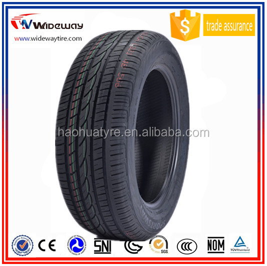 18 inch PCR 255/55R18 China manufacturers cheap tubeless radial passenger car tyre tire