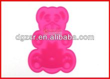 Cooking FDA hand shape cake mould