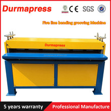 G1.2X2000 Duct five lines beading machine leveling beading machine roll type multi-line beading machine