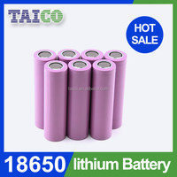3.7v 2600mah 18650 Li-ion Battery for Led Camping Lantern