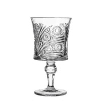 glass manufacturer Xinmin machine pressed wine glass goblet