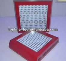 2013 168*3w 3 watt broad spectrum led grow lights