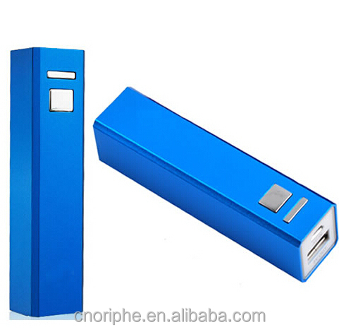 2014 The newest mobile power pack li-ion samsung 18650 2600mah