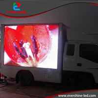 x video x china low price truck led display screen for comercial advertising