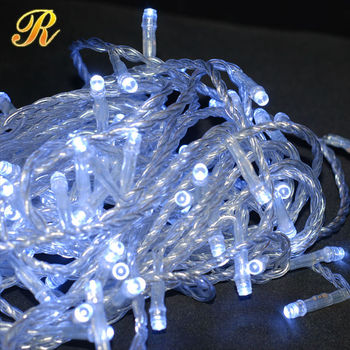 Wholesale blue LED Christmas lights made in China