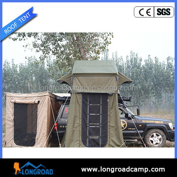 Stainless steel camping LRcrawler offroad tarp quy50