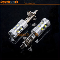 H1 high power led lamp fog light isuzu panther with high quality
