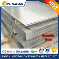 building metal cold rolled and hot rolled 304L stainless steel sheet prices