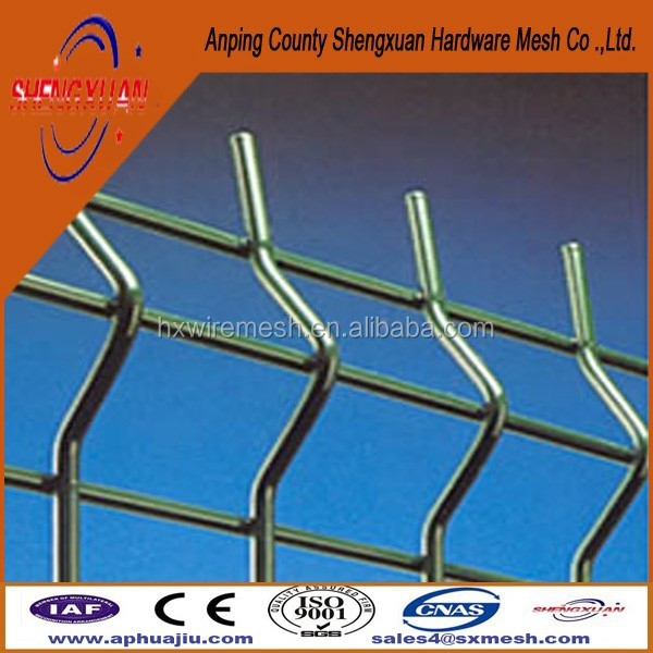 triangle fence extensions / anti-climb fence / plastic garden fence