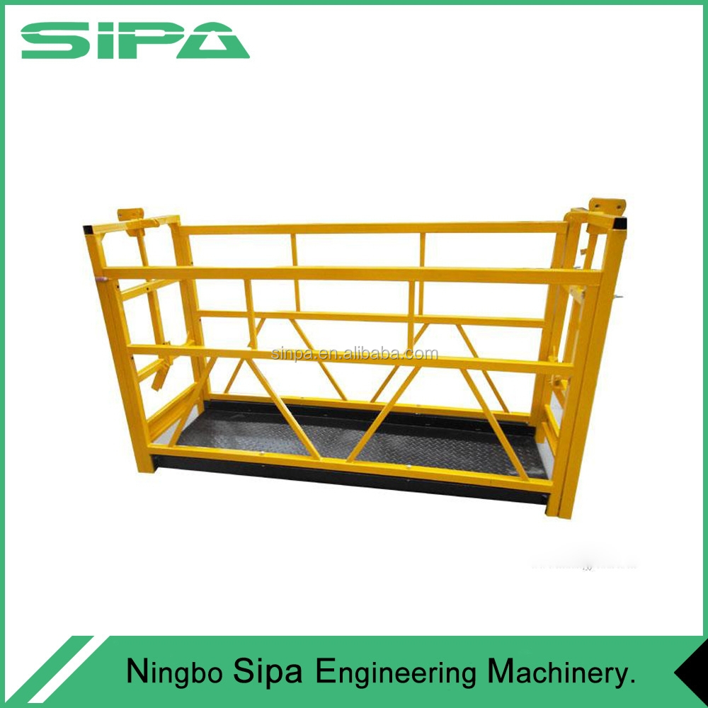 suspended access platform/cradle/gondola popular among construction company