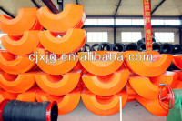 Polyethylene Floating Body Discharge Hose Suits