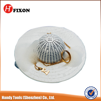 Plastic hair Strainer