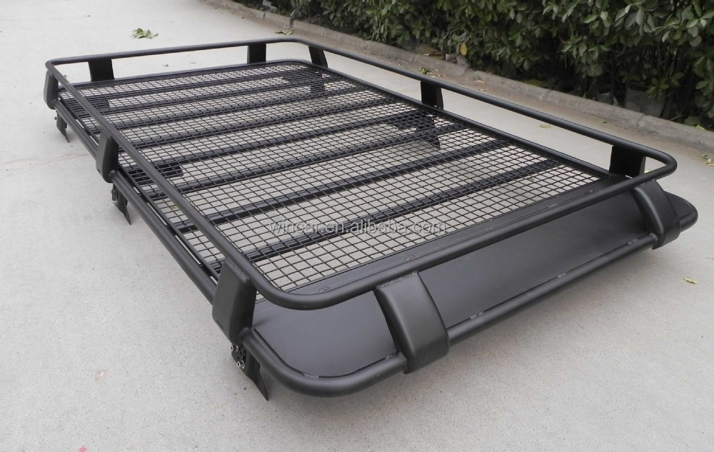 Universal Roof Rack Cargo Car Roof Luggage Rack Carrier