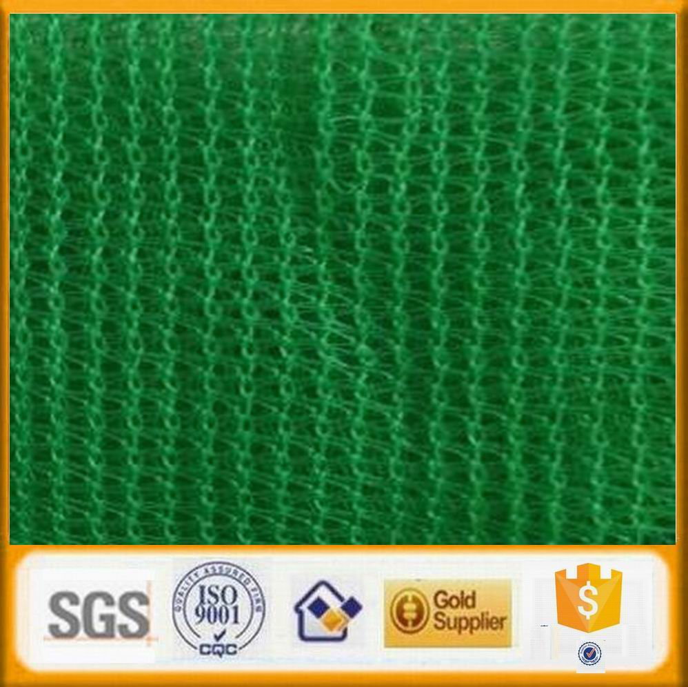 100% Virgin HDPE plastic garden fence screen windbreaker net