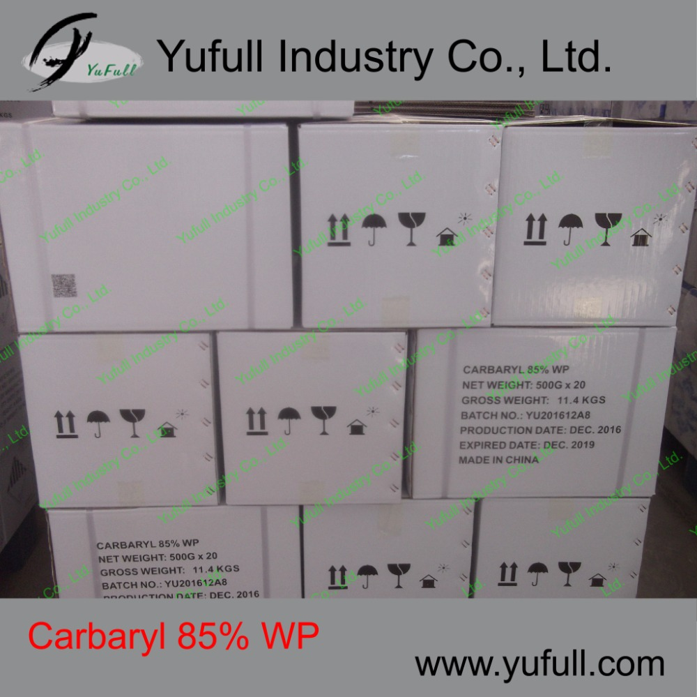 Carbaryl 98%TC ,85%WP, 50%WP Agrochemical pesticide