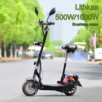 New vertical vintage vip electric scooter ES5014