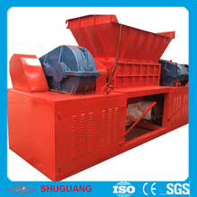 High Profitable Green Waste Shredder with electric cabinet