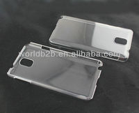 Clear Crystal Hard Case Cover for Samsung Galaxy Note 3 , N9000