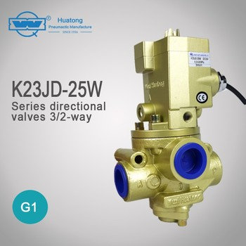 K23JD-25W 3/2-ways pust environment cost-effective air solenoid valve