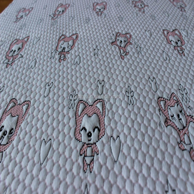 100% cotton printed fabric for baby bedding/kids bedding set fabric textile
