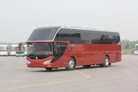 China sinotruk JK6128HD ECONOMY elegant shape professional design coach passenger cars 24/68 seaters bus