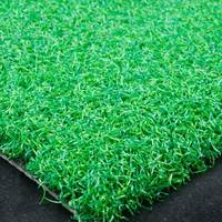 Competitive price new arrival red artificial grass for runway