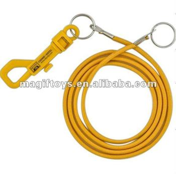 "Claw Lobster Lanyard with Split Ring L20""xD3.5mm"