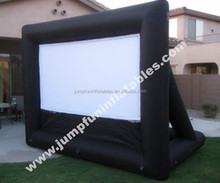 Indoor inflatable screen/Backyard movie screen family use