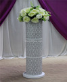 wedding and party decoration round iron column base