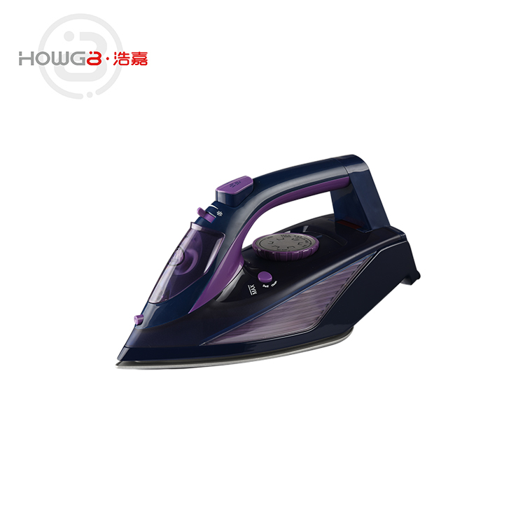 Hot sales ceramic soleplate electric cordless flat steam <strong>iron</strong>
