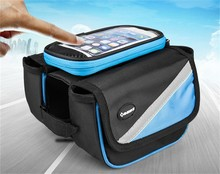 Hot Sale Outdoor Cycling Waterproof Bike Bag With Mobile Phone Screen Touch Bicycle Package Bike Accessories