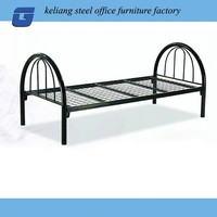 2015 new product industrial metal single bed/Iron Bed