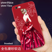 wholesale Tpu frosted phone case for i7 / i7plus / i6 / i6s
