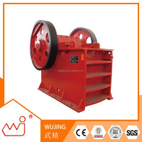 Ore mining stone jaw crusher for laboratory jaw crusher 11.35t Weight stone crusher