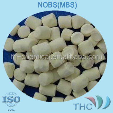 Rubber tire processing chemical accelerator NOBS-80