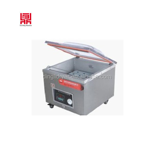 small meat seafood vacuum packing machine for food