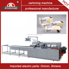 High Speed Automatic Cartoning Machine for packing food