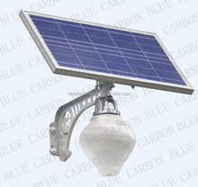 easy install solar power outdoor light 10w