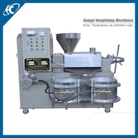 Most advanced cold press oil expeller machine