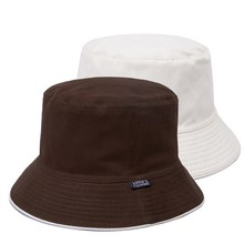 Hat Fashion Customized Cotton Plain Bucket Hat Wholesale / Custom Bucket Hat Wirh Your Logo
