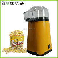 2015 hot sale high quality Kitchen appliance of professional popcorn machine
