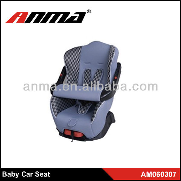 Gray Color Baby shield safety car seat for 0-18KG Child